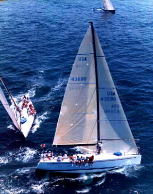 Sirena at NYYC Race Week 98