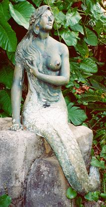 sirenamermaid statue